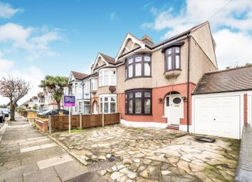 Thumbnail 4 bedroom end terrace house for sale in Dawlish Drive, Ilford