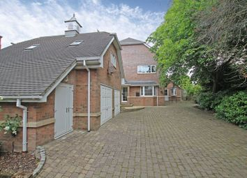 Thumbnail 6 bed detached house for sale in The Limes, Burton-On-Trent