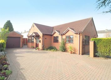 Thumbnail 2 bed detached bungalow for sale in High Street, Tibshelf, Derbyshire