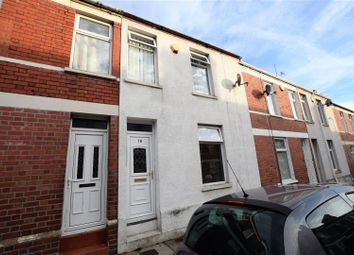 Thumbnail 3 bed terraced house for sale in Vale Street, Barry