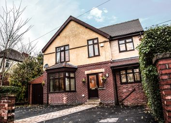 Thumbnail 5 bedroom detached house for sale in Park View Road, Chapeltown, Sheffield
