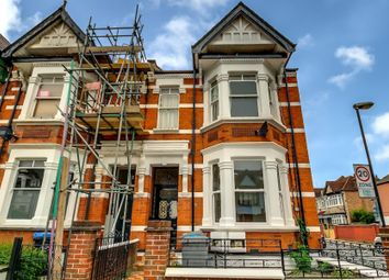 Thumbnail 3 bed flat for sale in Sellons Avenue, Harlesden, London, Brent