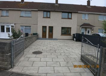 3 bed terraced house for sale in Sunnybank Road, Port Talbot SA12