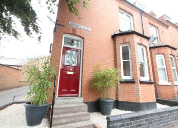 Thumbnail 3 bed end terrace house for sale in Council Road, Hinckley