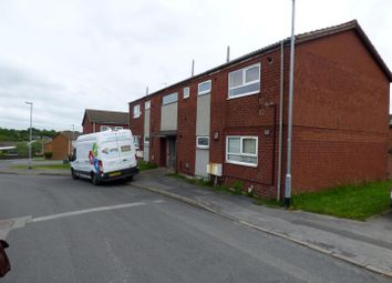 Thumbnail 1 bedroom flat for sale in Bamford Drive, Mansfield