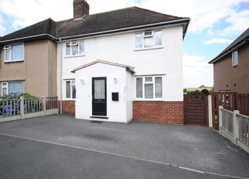 Thumbnail 3 bed semi-detached house for sale in Devonshire Avenue North, New Whittington, Chesterfield, Derbyshire
