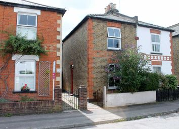 Thumbnail 2 bedroom semi-detached house for sale in Northcote Road, New Malden