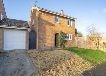 Thumbnail 3 bed detached house for sale in Colts Croft, Great Chishill, Royston