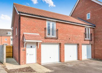 Thumbnail 2 bed property for sale in Bahram Road, Costessey, Norwich