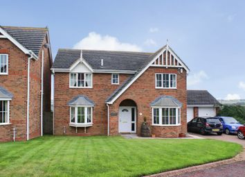 Thumbnail 5 bed detached house for sale in Aydon View, Alnwick