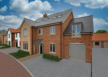 Thumbnail 6 bed detached house for sale in High Street, Scampton, Lincoln