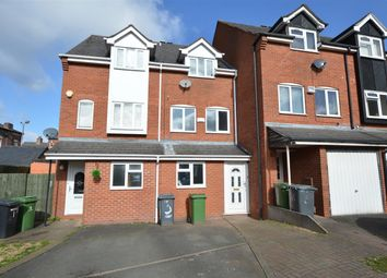 Thumbnail 3 bed terraced house for sale in Mill Croft, Bilston