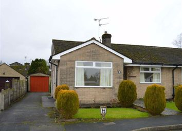 Thumbnail 2 bed semi-detached bungalow to rent in St. Michaels Close, Crich, Matlock