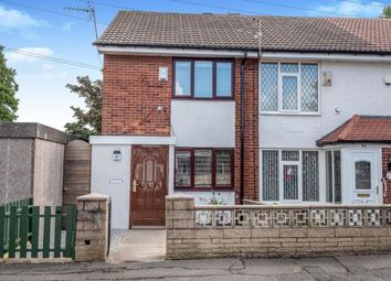 Thumbnail 2 bed terraced house for sale in Cumberland Avenue, Clifton, Swinton, Manchester