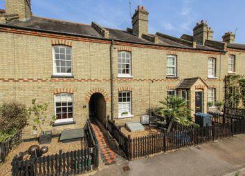 Thumbnail 2 bed terraced house for sale in St John's Street, Hertford