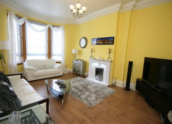 Thumbnail 2 bed flat for sale in Broomfield Road, Springburn, Glasgow
