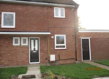 Thumbnail 2 bed semi-detached house to rent in Derwent Avenue, Edith Weston, Oakham
