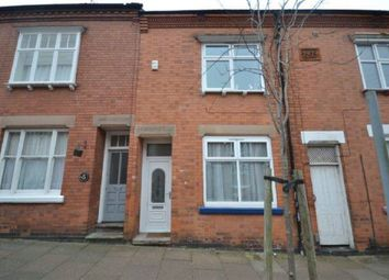 Thumbnail 4 bedroom terraced house for sale in Hartopp Road, Leicester