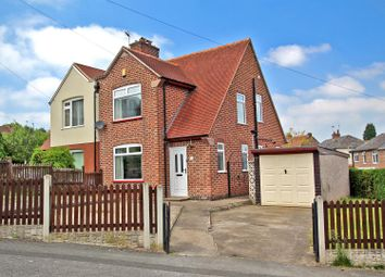 Thumbnail 2 bed semi-detached house for sale in Chatsworth Avenue, Carlton, Nottingham