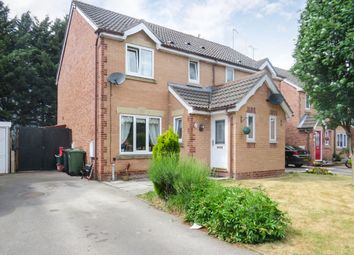 Thumbnail 3 bedroom semi-detached house for sale in Stirling Close, Winsford