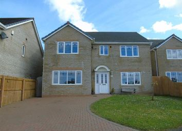 Thumbnail 5 bedroom detached house for sale in Clos Y Capel, Bryn, Llanelli