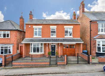 Thumbnail 4 bed detached house for sale in Albert Street, Fleckney, Leicester, Leicestershire