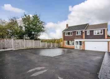 Thumbnail 5 bed detached house for sale in Argyle Road, Walsall