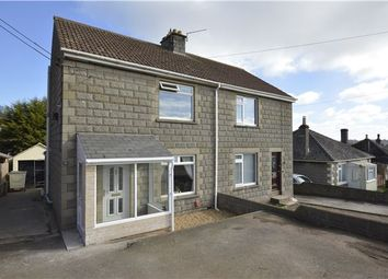 Thumbnail 3 bed semi-detached house for sale in Phillis Hill, Midsomer Norton, Radstock, Somerset