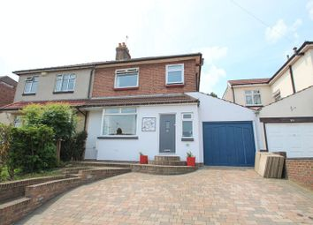 Thumbnail 3 bed semi-detached house for sale in Hillingdon Road, Bexleyheath