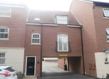 Thumbnail 2 bed flat to rent in Walnut Gardens, East Leake, Loughborough