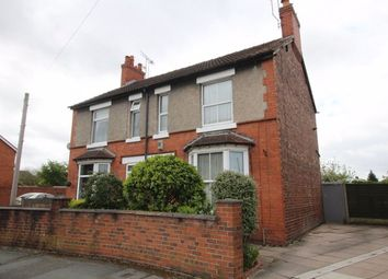 Thumbnail 3 bed semi-detached house to rent in Nantwich Road, Crewe