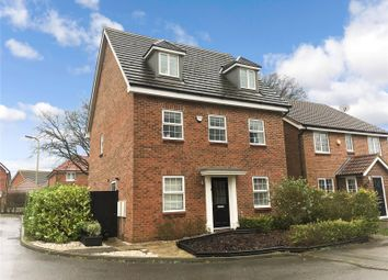 Thumbnail 5 bed detached house for sale in Allfrey Grove, Spencers Wood, Reading, Berkshire