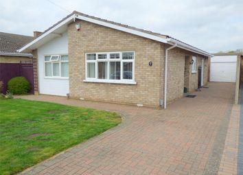 Thumbnail 3 bed detached bungalow for sale in St Marys Drive, Orton Waterville, Peterborough, Cambridgeshire