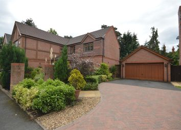 Thumbnail 5 bed detached house for sale in Glade Drive, Little Sutton, Ellesmere Port