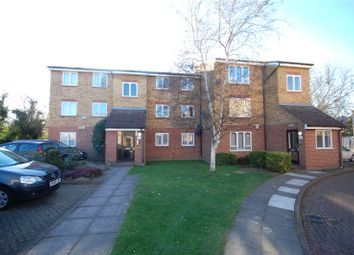 Thumbnail 2 bed flat for sale in Frazer Close, Romford
