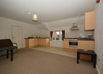 Thumbnail 1 bed flat to rent in Peregrine Close, Hereford