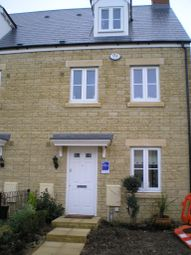 Thumbnail 3 bed detached house to rent in Barleyfield Way, Madley Park, Witney, Oxon