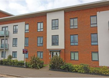 Thumbnail 2 bed flat for sale in Akron Drive, Wolverhampton