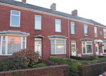 Thumbnail 2 bed terraced house to rent in Margam Avenue, Morriston, Swansea.