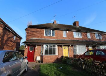 Thumbnail 2 bedroom semi-detached house to rent in Leighswood Avenue, Aldridge, Walsall