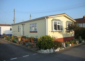 Thumbnail 2 bed mobile/park home for sale in Hutton Park, Hutton Moor Lane, Weston Super Mare