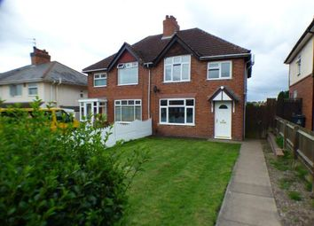 Thumbnail 3 bedroom semi-detached house for sale in Coalpool Lane, Walsall, West Midlands