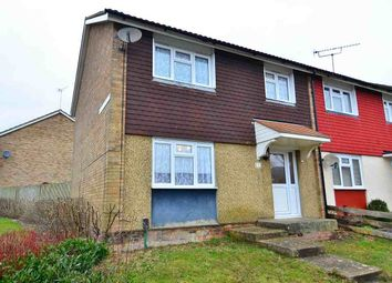 Thumbnail 3 bed semi-detached house to rent in Sheldwich Close, Ashford