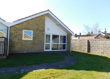 2 bed terraced bungalow for sale in Waterside Holiday Park, The Street, Corton NR32