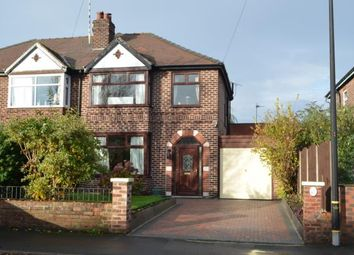 Thumbnail 3 bed semi-detached house for sale in Winstanley Road, Sale, Greater Manchester