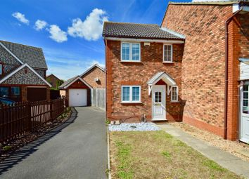 Thumbnail 3 bed semi-detached house for sale in Peach Croft, Northfleet, Gravesend
