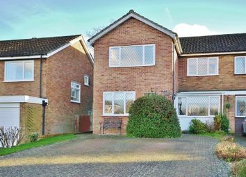 Thumbnail 4 bed semi-detached house for sale in Ridgeway, Pembury, Tunbridge Wells