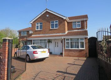 Thumbnail 4 bed detached house for sale in Borman Close, Nottingham