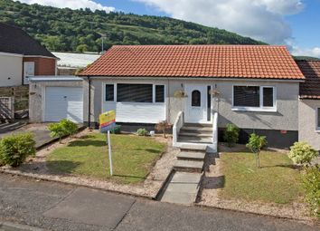 Thumbnail 2 bed semi-detached bungalow for sale in Castlelaw Crescent, Abernethy, Perth