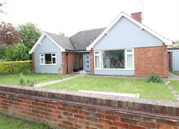 Thumbnail 2 bed detached bungalow for sale in Queens Road, Bourne, Lincs